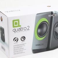 Speaker Sonic Gear Quatro 2 ORIGINAL