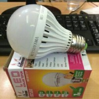 Lampu bohlam LED sensor tepuk 7 watt