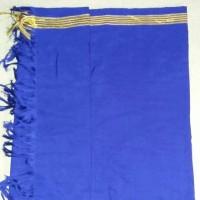 kain tenun toraja biru