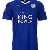 Jersey Leicester City Home 2015-2016