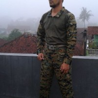 Celana tactical loreng, celana blackhawk/ celana outbond/ setelan army