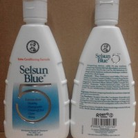 SHAMPOO SELSUN BLUE(5)