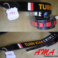 strap gitar bass TURN BACK CRIME
