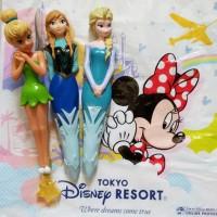 Tokyo Disneyland - Black Pen Disney Tinkerbelle, Frozen Figurine