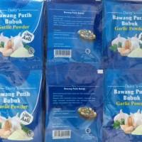 BAWANG PUTIH BUBUK/ GARLIC POWDER ORGANICS 100% PURE