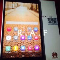 HUAWEI TAB MEDIAPAD X1 7.0 - 4G LTE (NEW) BNIB