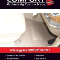 KARPET COMFORT CRV PREMIUM (ori comfort ada segel)