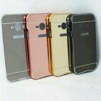 Bumper Mirror Samsung Galaxy J1 J100 J1 Lama