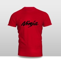 Baju kaos Distro Ninja Merah
