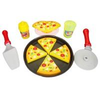 Ocean Toy Pizza Set Mainan Anak OCT2201 - Multicolor