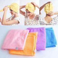 Magic Towel Hair Wrap / Handuk Keramas / handuk mini kecil