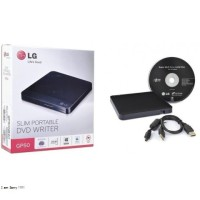 DVDRW External LG (DVD-RW) Slim