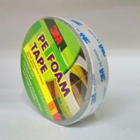 3M Double Sided Polyethylene PE Foam Tape 1600 TG, 24 mm x 4 M