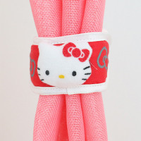 Ikat Tirai / Horden / Gorden 10320 - Hello Kitty