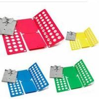 Flipfold Laundry Ukuran Pakaian Dewasa Alat Bantu Melipat Pakaian Baju