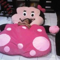 karpet matras hello kitty pink fanta