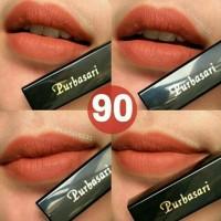 Purbasari Lipstick Color Matte shade 90 Crystal