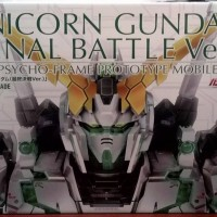 PG Unicorn Gundam [Final Battle Ver.]