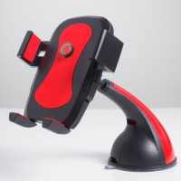 Weifeng Universal Mobile Car Holder for Smartphone - WF-371 - Red