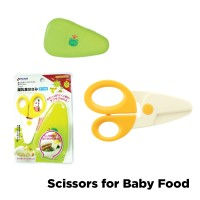 RICHELL SCISSORS FOOD BABY