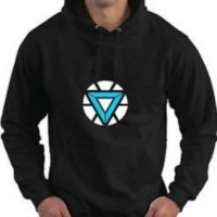 jaket/hoodie zipper/sweater/hoodies THE AVENGERS/IRON MAN