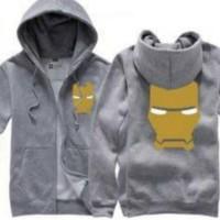 jaket/hoodie/sweater/hoodies zipper THE AVENGERS IRON MAN