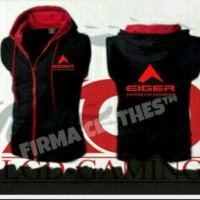 JAKET ROMPI EIGER PASSION FOR ADVENTURE NEW