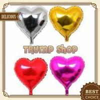 balon foil love polos 45cm