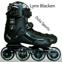 Sepatu Roda LYNX BLACKEN Slalom Inline Skate