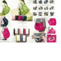 3 Way Korean Bag Design, Easy Way to Carry Bag Shoulder, Backpack,