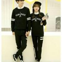 Sweater Couple Team Paris