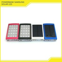 Powerbank Samsung Solar LED