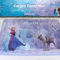 Citi Mat Karpet Keset Foam Microfiber Original Frozen 70cm x 100cm