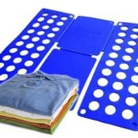 Alat Bantu Melipat Pakaian Baju Flipfold Laundry Ukuran Pakaian Anak