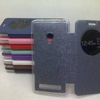 Casing Flip Case Asus Zenfone 5 Case | 6 Colour Flip Cover