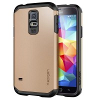 Casing Samsung Galaxy S5 Spigen Armor Case | 5 Colour Case