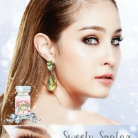SWEETY SPATAX || SOFTLENS || CONTACT LENS