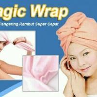 Magic Towel ( Hair Wrap )