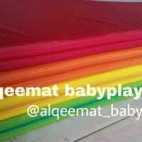 BABY PLAYMAT ALQEEMAT/MATRAS BERMAIN 1,5x2mx4cm Rebondid density70