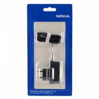 Fast Charger Micro-USB Connector Smartphone Original by Nokia