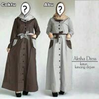 aletha dress katun