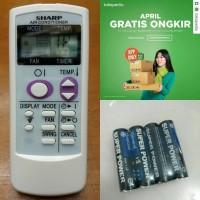 Remot / Remote AC Sharp ion-Plasmacluster