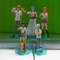 Figure Bleach Set Isi 5 - Bandai