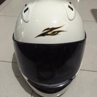 helm Full face Lorenzo Jupiter Z