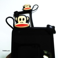 Bumper HP 4-7 inch Ring Case Paul Frank
