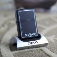 Zippo Original  Jack Daniels Black Matte 28820