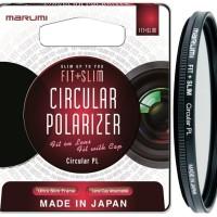 Marumi Fit Slim Circular Polarizer ( CPL ) 49mm