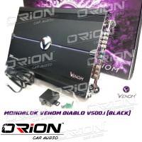 Monoblok Venom Diablo V500.1 [Orion Car Audio]