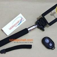 Tongsis+Holder U Jumbo+Tomsis Bluetooth