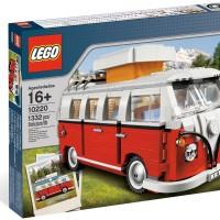 Lego Advanced - 10220 Volkwagen T1 Camper